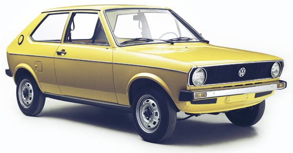 1975 Volkswagen Polo