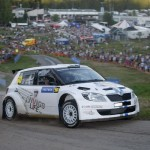 Neste Oil Rally Finland 2011: Lindroos/Kilpelainen