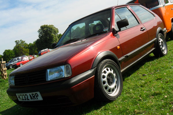 Stanford Hall 2011: Steve Morris' Polo G40