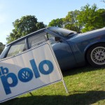 Stanford Hall 2011: Club Polo stand