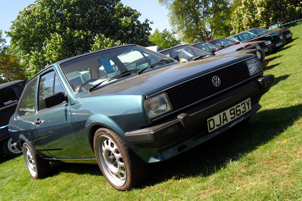 Stanford Hall 2011: Gareth Williams' Polo Saloon