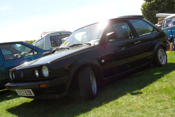 Stanford Hall 2011: Mark Croxford's Polo GT (LHD)