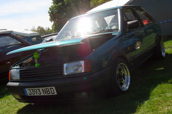 Stanford Hall 2011: Brett Cooper's Polo G40