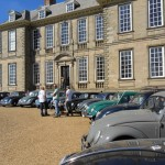 Stanford Hall 2011: historic Beetle line-up