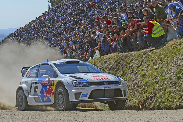 2013 Volkswagen Polo R WRC: 2013 Rally Portugal  Fafe Rally Sprint