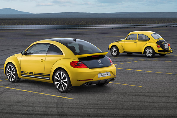 2013 Volkswagen Beetle GSR