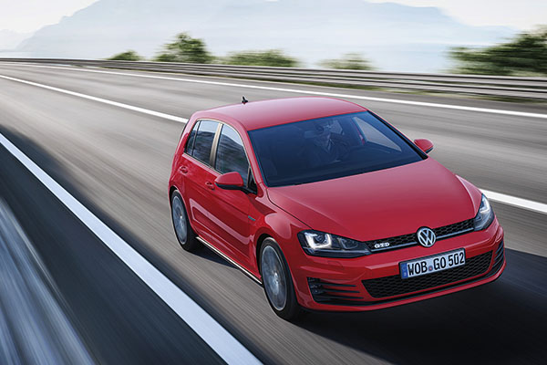 2013 Volkswagen Golf GTD