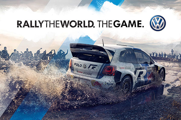 VW Rally The World  The Game